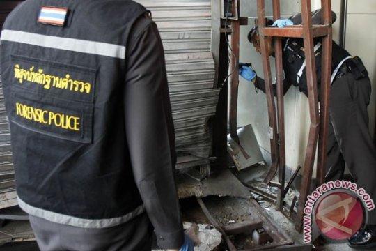 Ledakan bom di Bangkok warnai pertemuan Keamanan Asia Tenggara