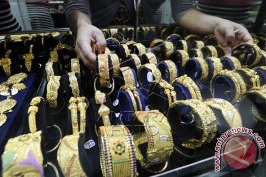 Ekspor perhiasan Jakarta tumbuh 19,7 persen saat kinerja lesu