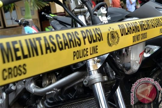 Tiga anggota komplotan curanmor lintas wilayah di Jateng diamankan