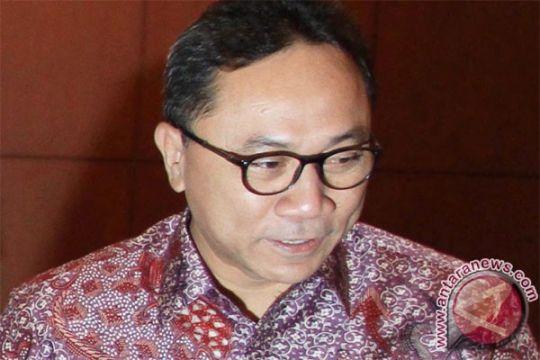 Pimpinan MPR hadiri Muktamar Muhammadiyah ke-47 di Makassar