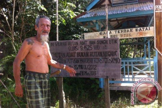 Warga Sui Utik bersatu menjaga hutan
