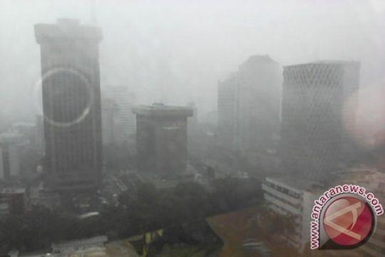 BMKG: Jakarta waspada potensi hujan lebat
