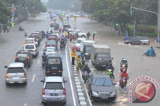 Pemprov DKI fokuskan penanganan banjir di daerah rawan