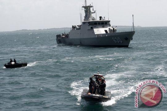 KRI Halasan-630 tangkap nelayan Vietnam di perairan Natuna