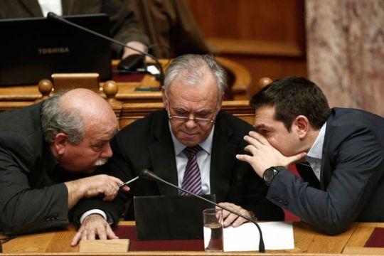 Eurogroup gelar konferensi tentang Yunani