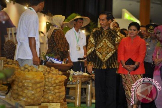 Dukung ketahanan pangan, Kadin perkuat kemitraan petani dan industri
