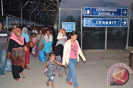 28 WNI deportasi mengaku lahir di Malaysia