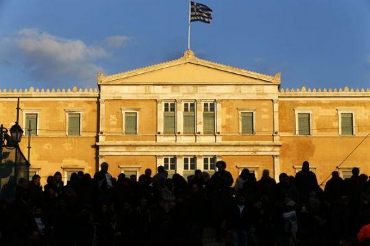 """Yunani keluar dari zona euro akan jadi """"hal yang agak buruk"""""""