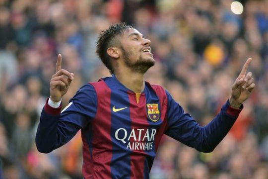 "Neymar incar ""treble"" untuk Barcelona"