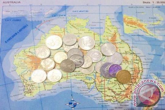 Koin untuk Australia terkumpul satu karung