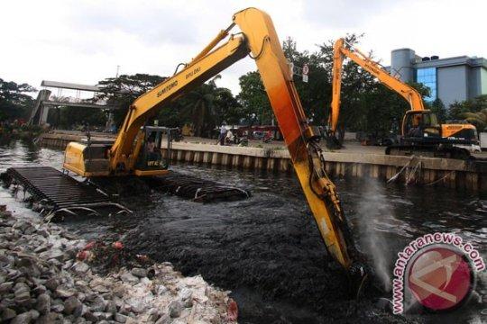 DKI Jakarta kebut normalisasi aliran Kali Angke