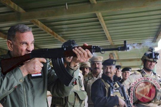 Pasukan koalisi pimpinan AS tinggalkan pangkalan militer Irak
