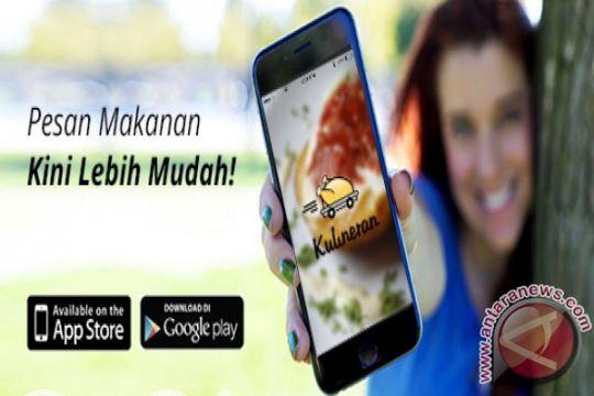 """Layanan pesan-antar """"Kulineran"""" luncurkan aplikasi mobile"""