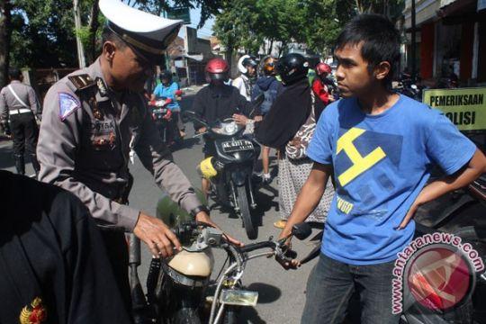 Polisi tangkap empat pelaku begal