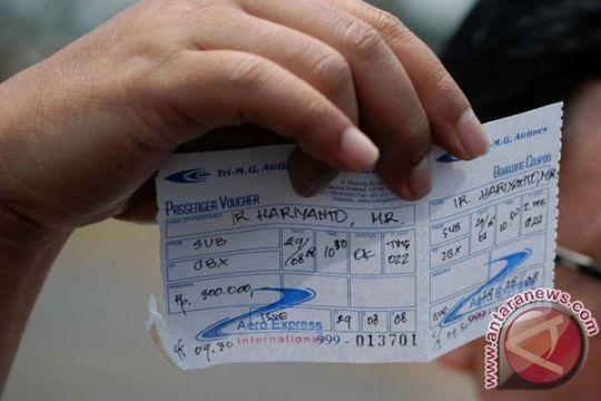 Tiket Nam Air Lubuk Linggau-Jakarta terjual 85 persen