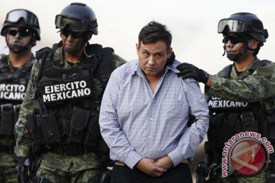 Meksiko setujui pembentukan garda nasional penumpas kejahatan