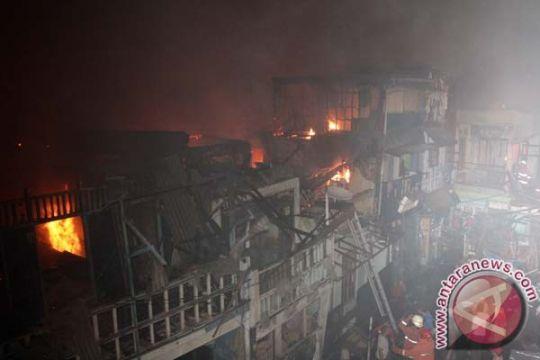 Satu meninggal akibat kebakaran di Tanah Abang