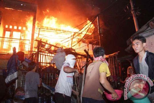 Ada 182 peristiwa kebakaran di DKI Januari-Maret