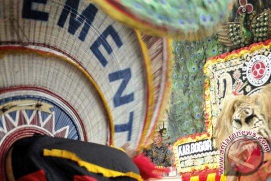 Budaya nusantara dan luar negeri warnai Bogor Street Festival