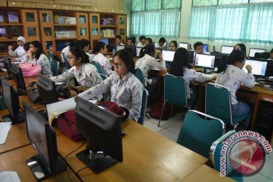 Siswa tahanan ikuti UNBK dengan jaminan sekolah