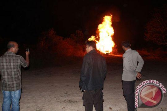 Kebakaran sumur gas Medco di Aceh telah tertangani
