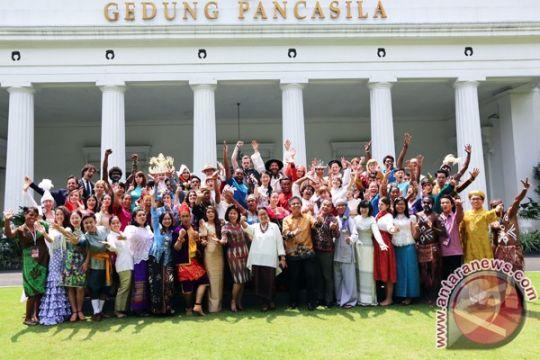 70 peserta dari 40 negara raih Beasiswa Seni Budaya Indonesia