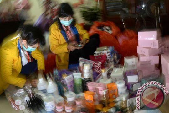 1.981 kosmetik ilegal disita BPOM Kendari