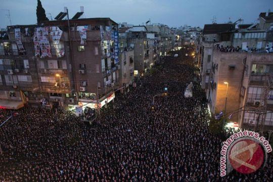 PM Netanyahu didemo ribuan orang Israel