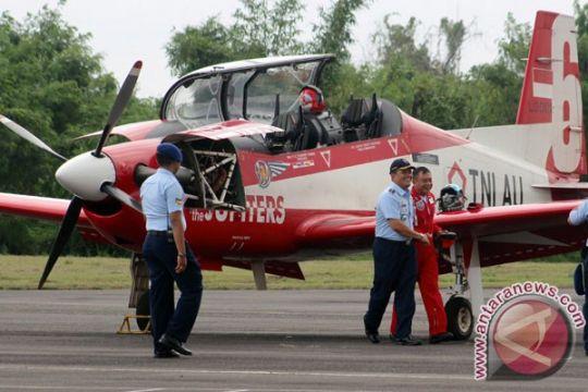 Tim Aerobatik Jupiter dipastikan batal tampil