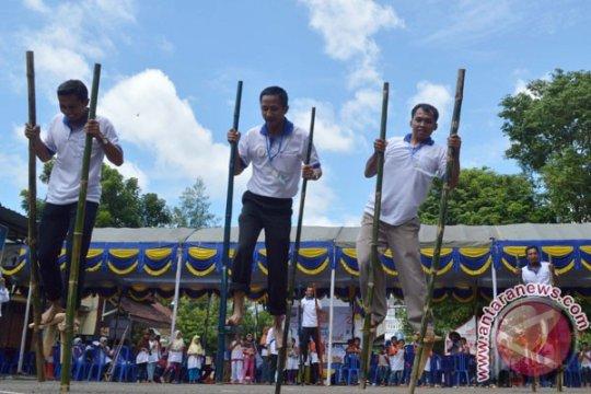Pekan Olahraga Tradisional Jatim 2018 digelar di Madiun