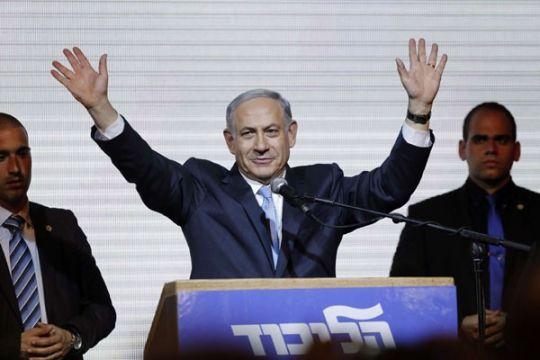 Netanyahu-Gantz sama-sama klaim kemenangan dalam pemilu Israel