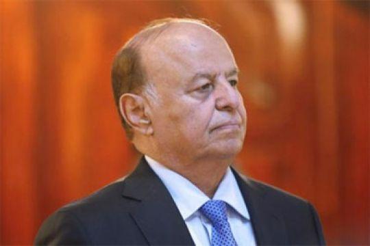 Presiden Yaman bersumpah lawan pengaruh Iran