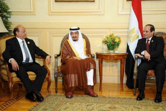 Presiden Mesir sebut negaranya berhak ikut campur konflik di Libya