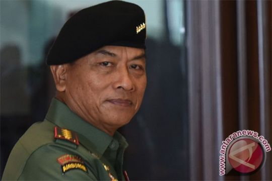 Panglima TNI kunjungi prajurit Indonesia di Lebanon