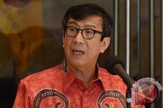 Menkumham: Napi koruptor tidak dipindah ke Nusakambangan