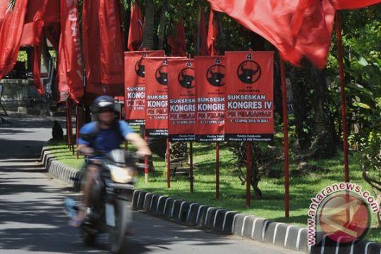 PDIP, Golkar, Gerindra masuk Divisi Utama partai menurut survei