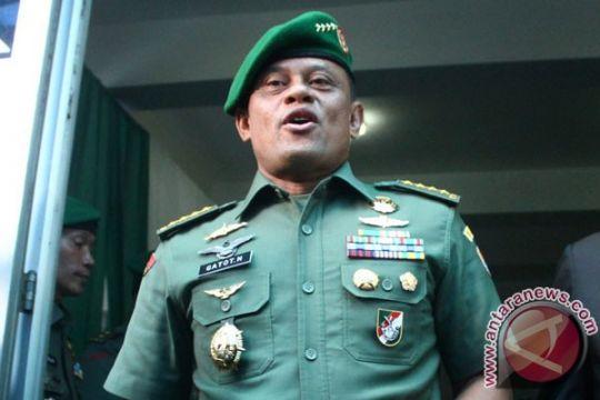 KSAD minta prajurit jaga daerah perbatasan