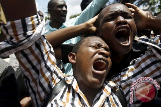 Kenya siap kumpulkan dana baru guna hadapi kekeringan