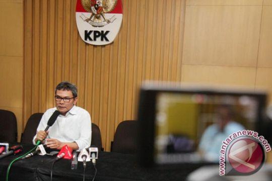 KPK tangkap tiga orang di Bali dan Jakarta
