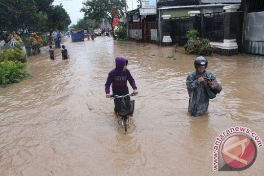 Banjir bandang terjang empat desa di Tulungagung