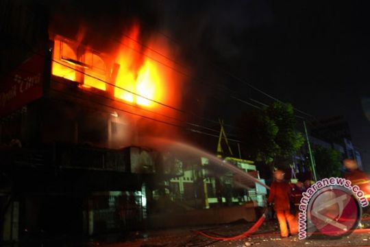 Kebakaran rusak sejumlah dokumen penting Pemkot Bekasi