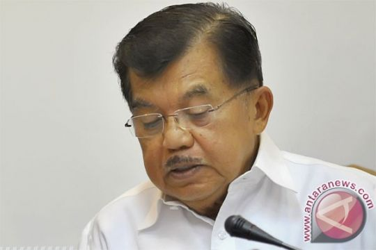 Wapres: menteri kecilkan presiden harus ditindak