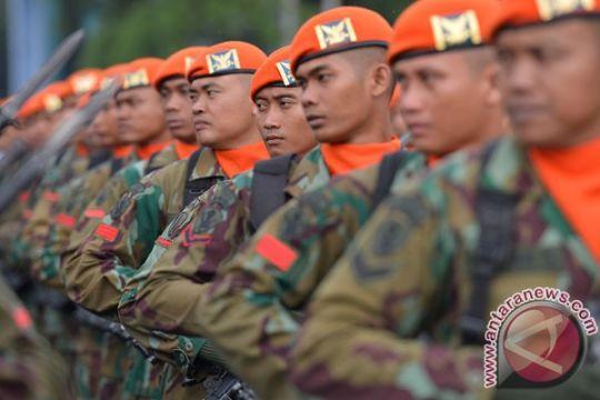 """Napak tilas """"operasi serigala"""" di Sorong Selatan-Papua Barat dihadiri Kasau"""