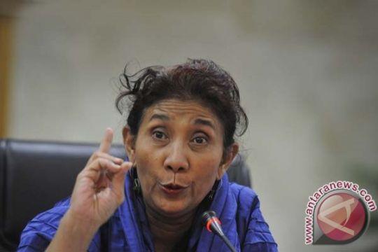 Menteri Susi protes masuknya kapal Tiongkok