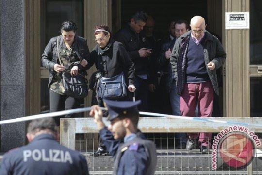 Dua anak dan satu lansia tewas dalam insiden penembakan dekat Roma