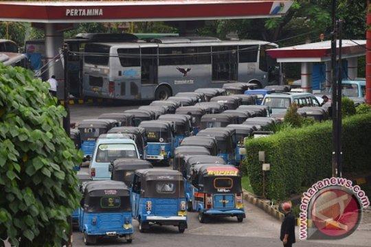 Asosiasi minta kendaraan berbasis gas dibebaskan aturan ganjil genap