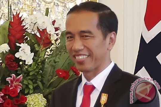 Presiden Jokowi buka pertemuan WEF-EA ke-24