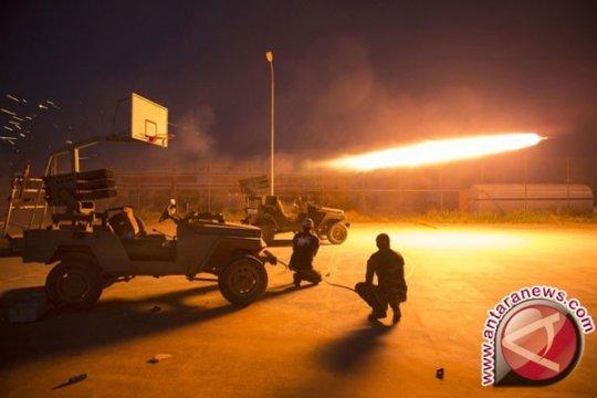 Serangan roket Irak bunuh kontraktor sipil, lukai anggota layanan AS