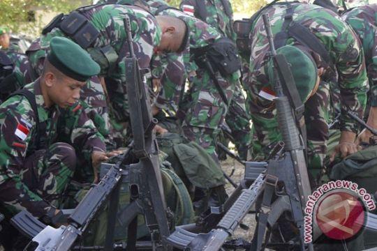 Dua kompi gabungan TNI AD-polisi dikirim ke Karubaga Papua