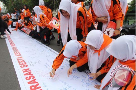 Polda Riau musnahkan 46 kilogram sabu asal Malaysia
